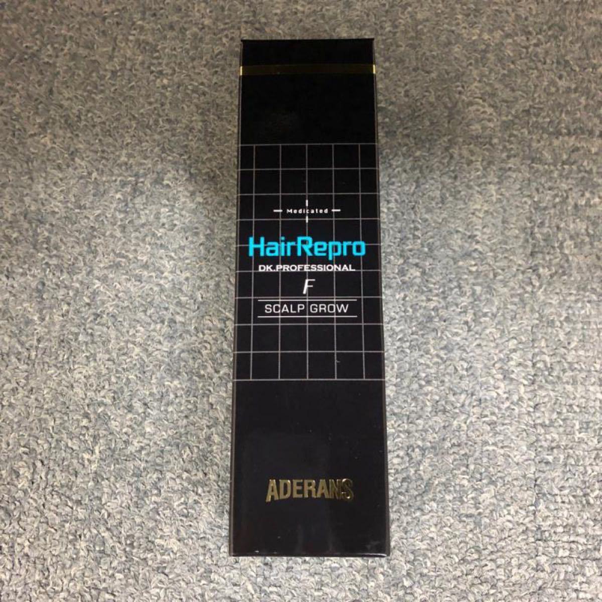 【新品】ヘアリプロ スカルプグロウF 120ml 薬用育毛剤 アデランス