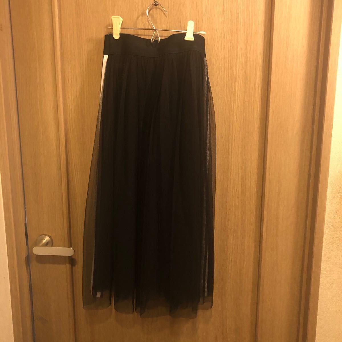 adidas Originals メッシュスカート