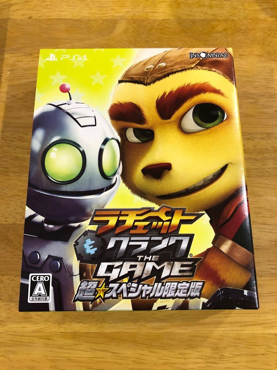 【PS4】 ラチェット&クランク THE GAME [スペシャル限定版]