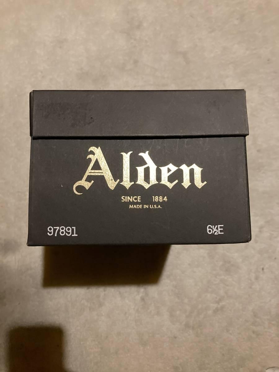 ALDEN AF21! Whiskey Long Wing Tip Alden of Carmel Special オールデン ウィスキー コードバン_画像9