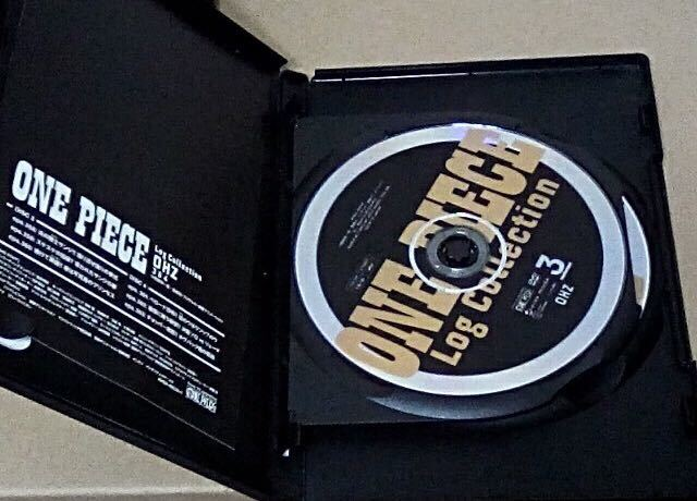 ONE PIECE Log CollectionBROOK〈4枚組〉オマケ付きDVD ワンピースDVD ログコレクション オーズ ワンピースLOG