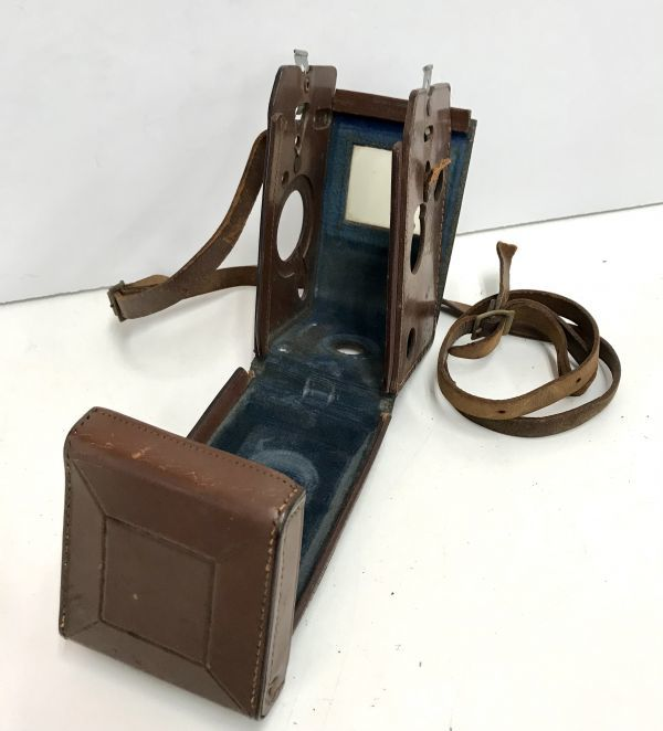 ROLLEIFLEX ローライフレックス COMPUR RAPID FRANKE & HEIDECKE 二眼レフカメラ ケース付 fah 4H568S_画像9