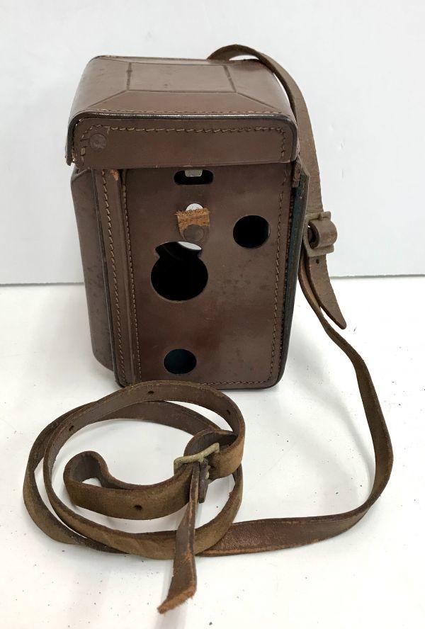 ROLLEIFLEX ローライフレックス COMPUR RAPID FRANKE & HEIDECKE 二眼レフカメラ ケース付 fah 4H568S_画像8