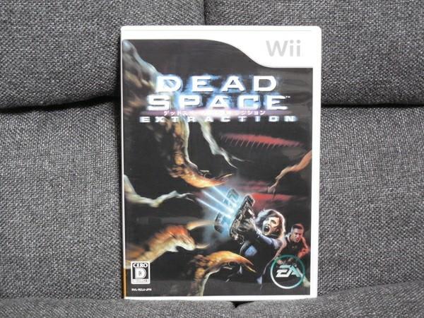 Wiiソフト  デッドスペース エクストラクション DEAD SPACE