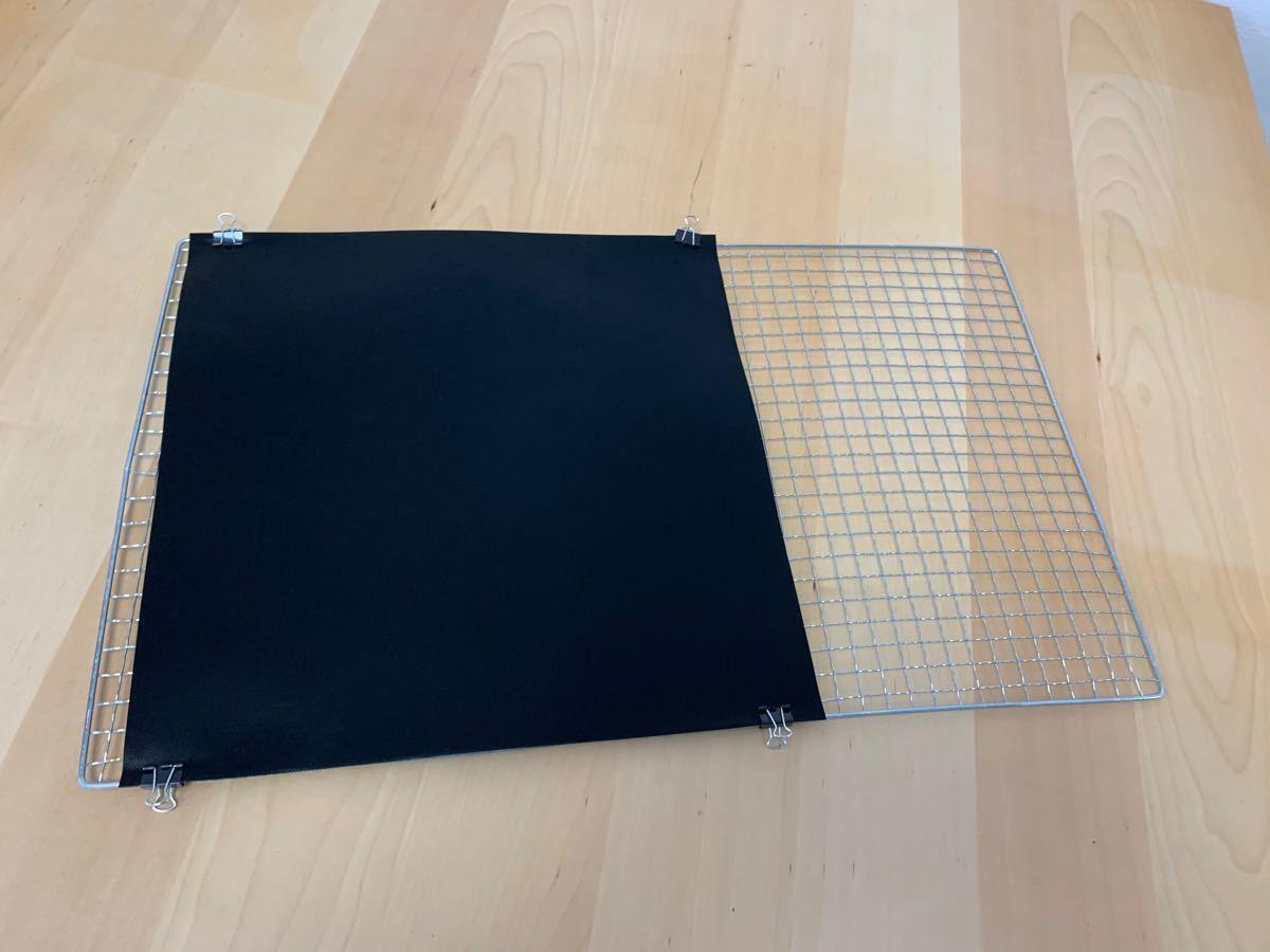 バーベキューシート    鉄板