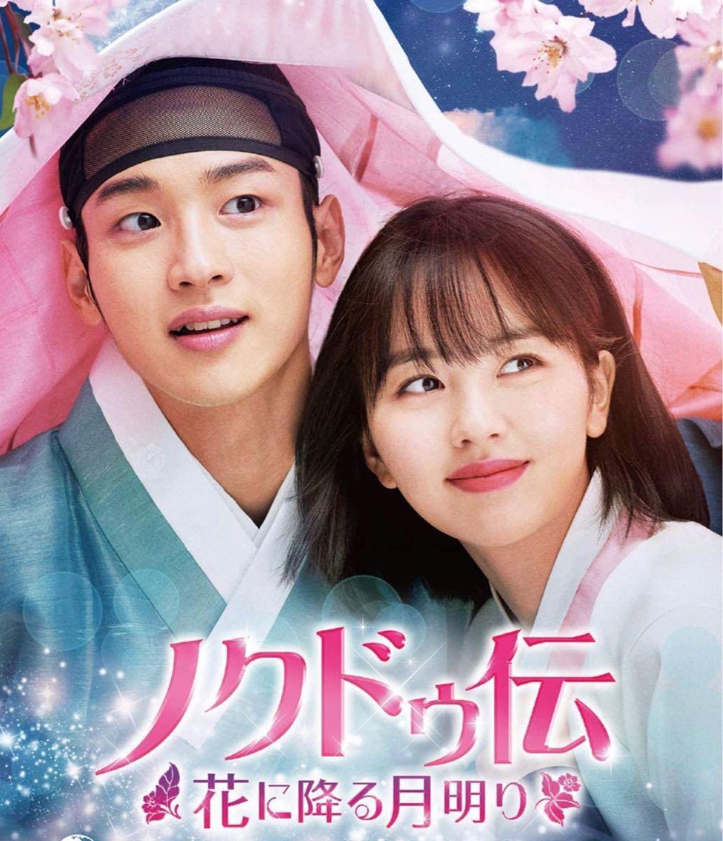 韓国ドラマ『ノクドゥ伝』Blu-ray  チャン・ドンユン/キム・ソヒョン /カン・テオ(5urprise)