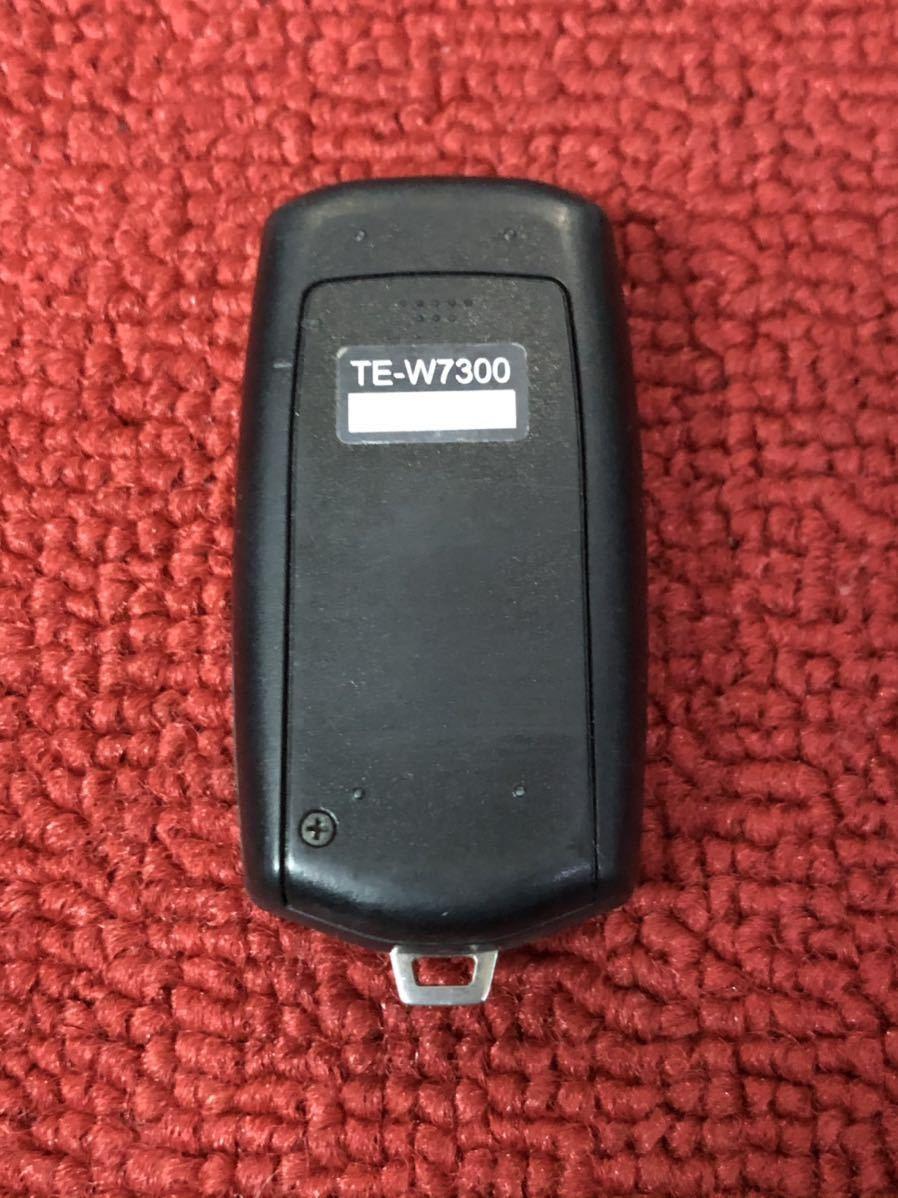 カーメイト エンジンスターター TE-W7300 作動確認済 NN897_画像4
