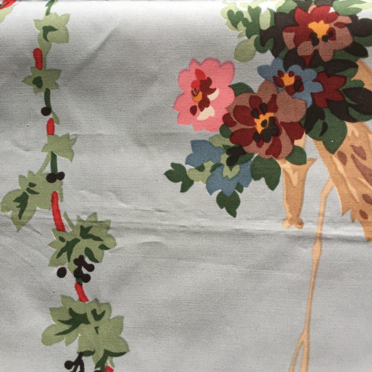 カットクロス  花柄
