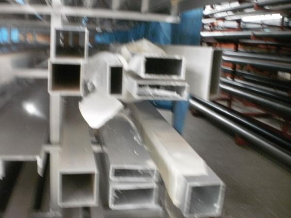 アルミ製 四角パイプ(正方形)材(A6063)生地材 切り売り 小口 販売加工 A20_画像3