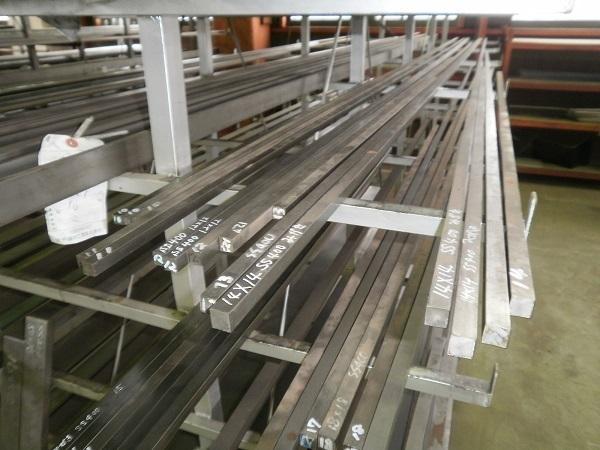 鉄 みがき四角棒(SS400)普通鋼材 各形状 (1000~100mm)各定寸長での販売F31_画像2