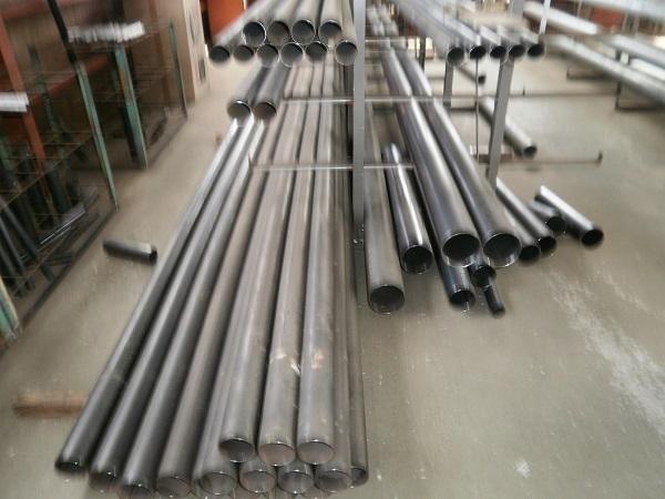 鉄 丸パイプSTK 構造用鋼菅 各形状・(1000~100mm)各定寸長さでの販売F21_画像2