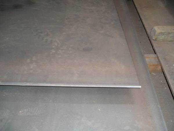 鉄 黒皮鉄板 薄板(1.6~10.0mm厚)(SS400相当品) 寸法 切り売り 小口販売加工 F10_画像2