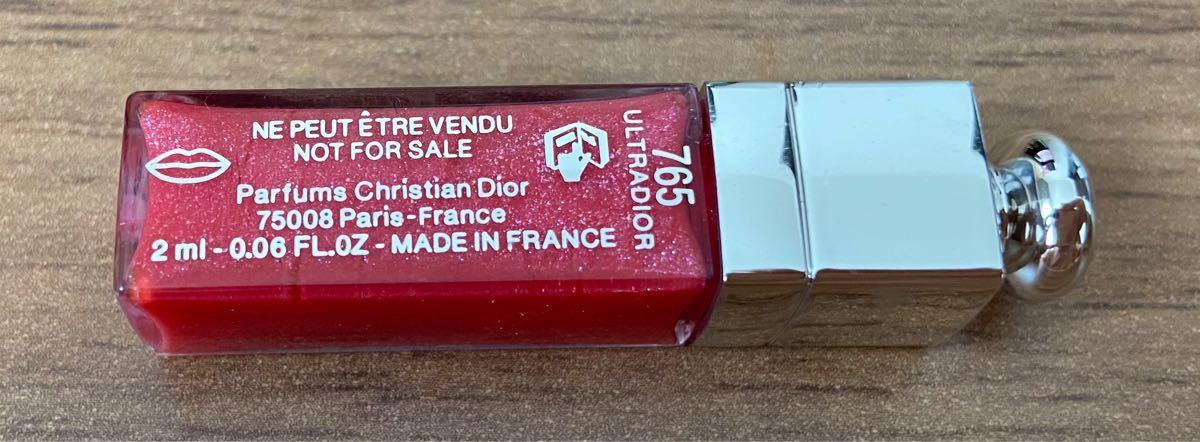 Dior ディオール アディクトグロス 765