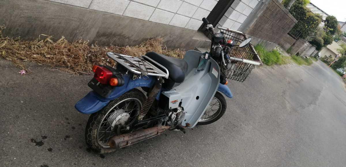 「スズキ Birdie バーディ-50 BA42A 実働【千葉県】」の画像2