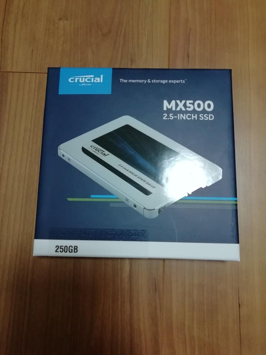 crucial SSD250GB