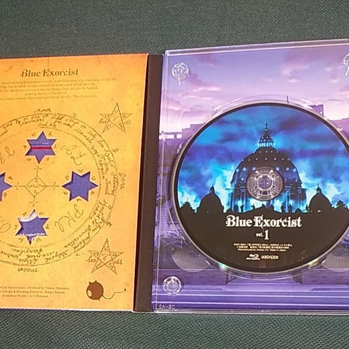 《Blu-ray》青のエクソシスト:1