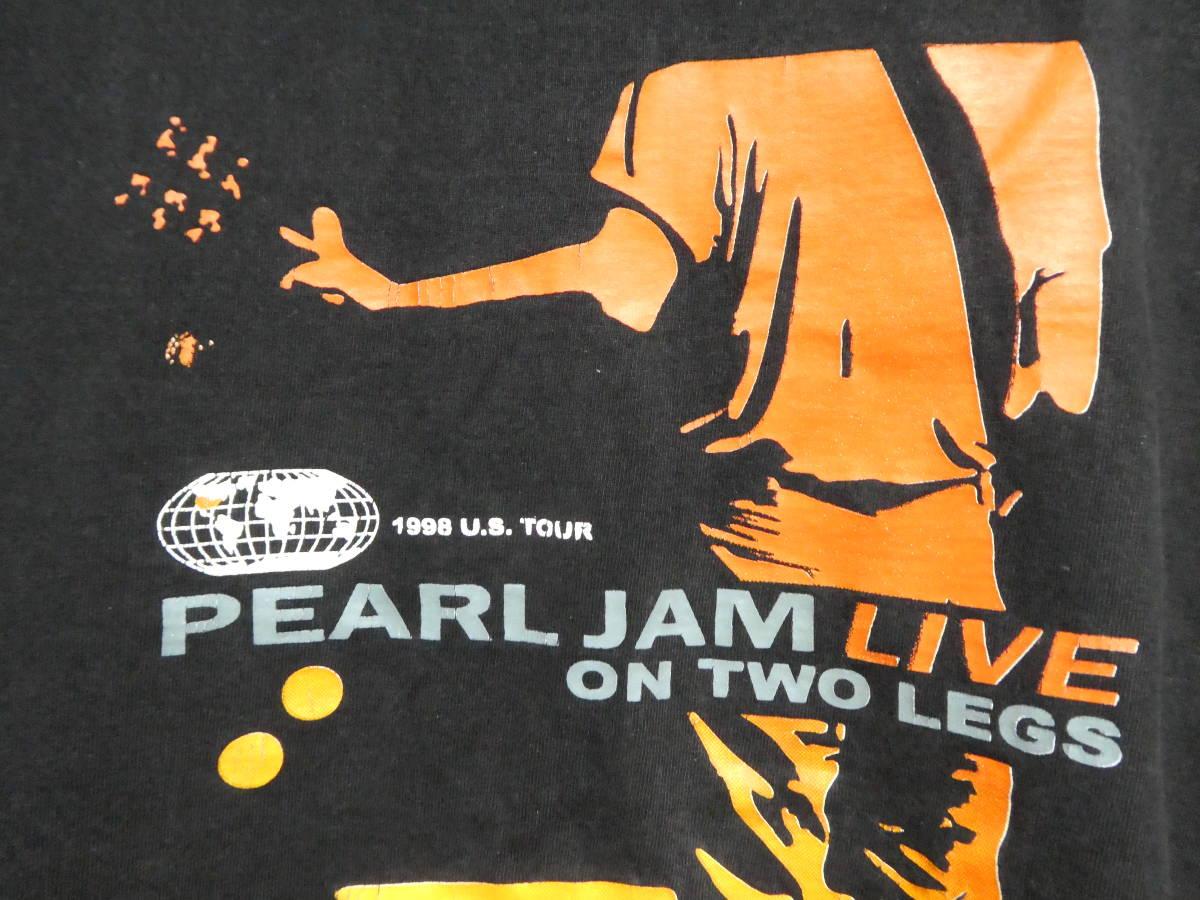 90s パールジャム ヴィンテージバンドTシャツ Pearl Jam PEARLJAM ニルヴァーナジェリーロレンゾソニックユース_画像6