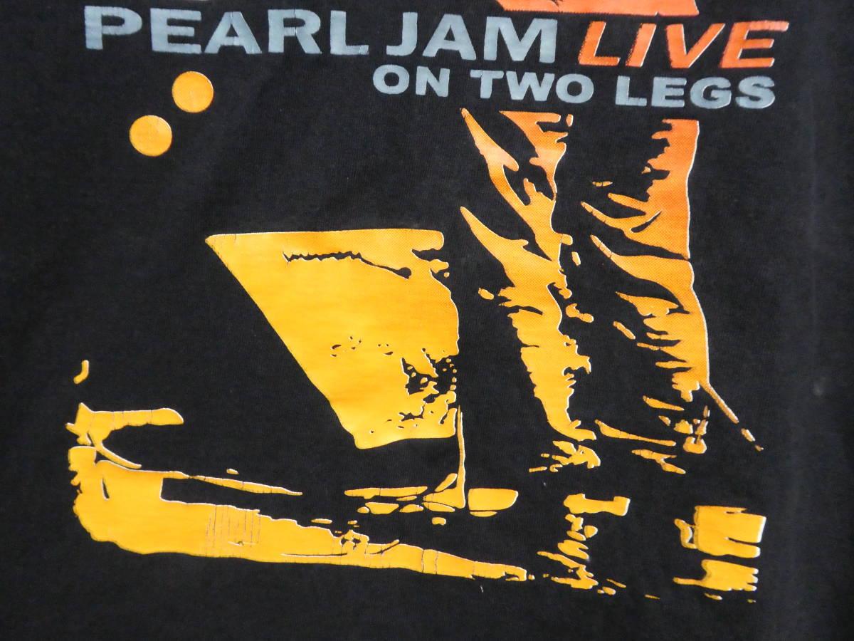90s パールジャム ヴィンテージバンドTシャツ Pearl Jam PEARLJAM ニルヴァーナジェリーロレンゾソニックユース_画像7