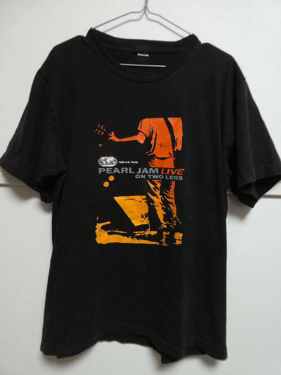90s パールジャム ヴィンテージバンドTシャツ Pearl Jam PEARLJAM ニルヴァーナジェリーロレンゾソニックユース_画像1