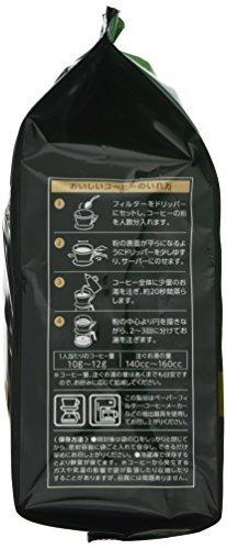 UCC 職人の珈琲 コーヒー 豆(粉) 深いコクのスペシャルブレンド 300g_画像4