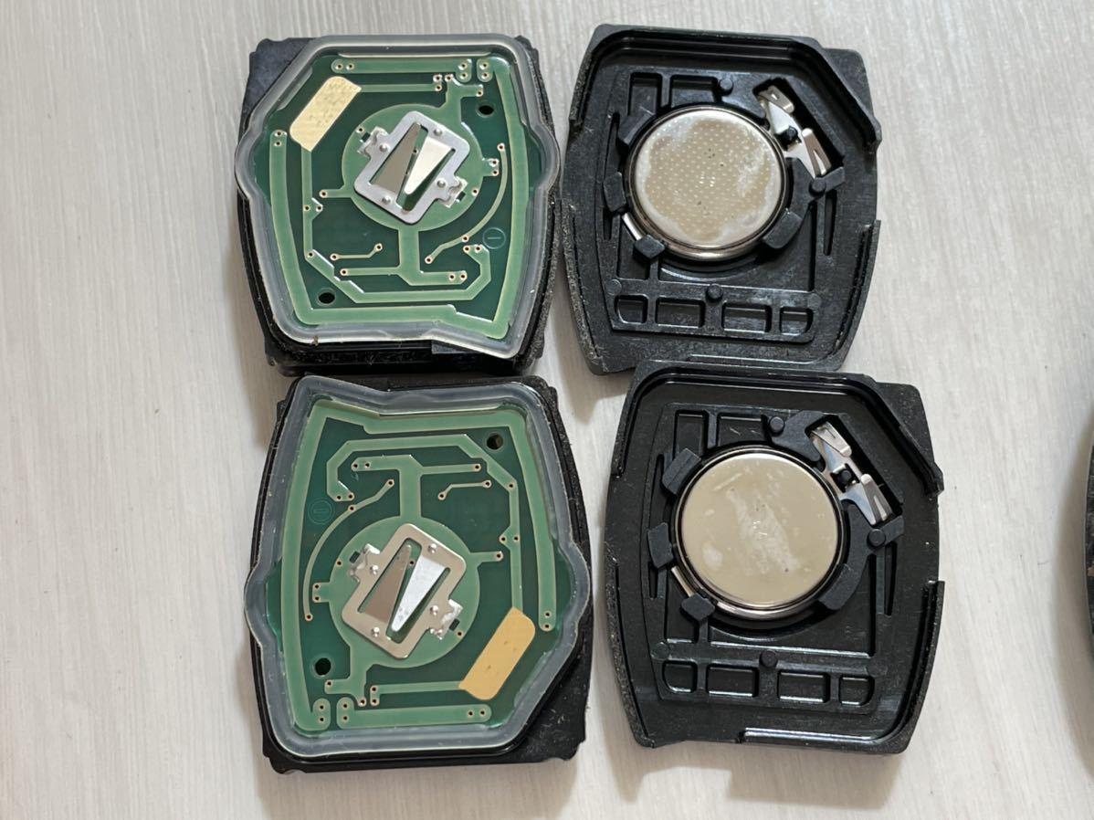 ホンダ フィット 純正 キーレス リモコン 2ボタン 2個セット L刻印 GE オデッセイ CR-V ストリーム GE6 RB1 RN6_画像9