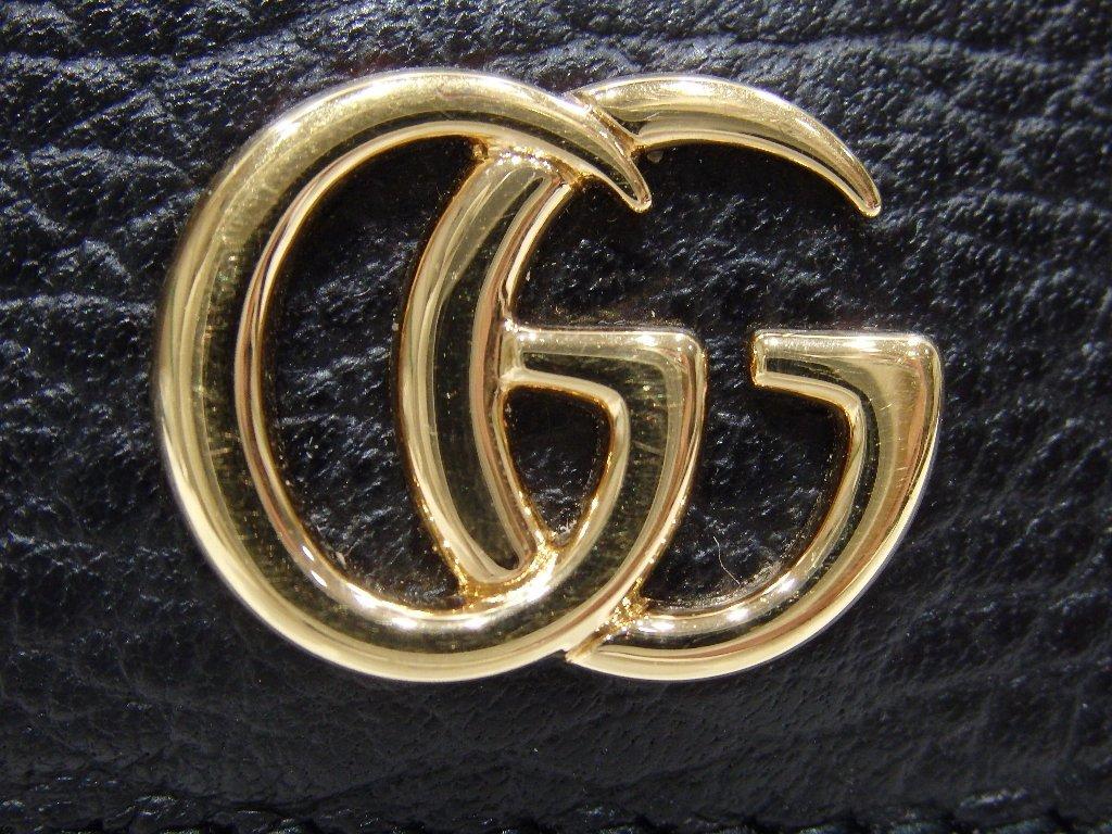 美品 グッチ GGマーモント カードケース 574804_画像3
