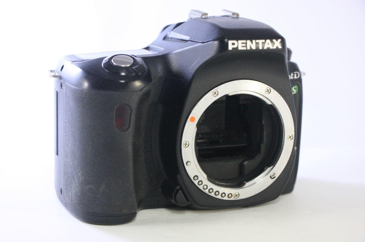 ジャンク★ペンタックス PENTAX istD ボディ★DDD531_画像1