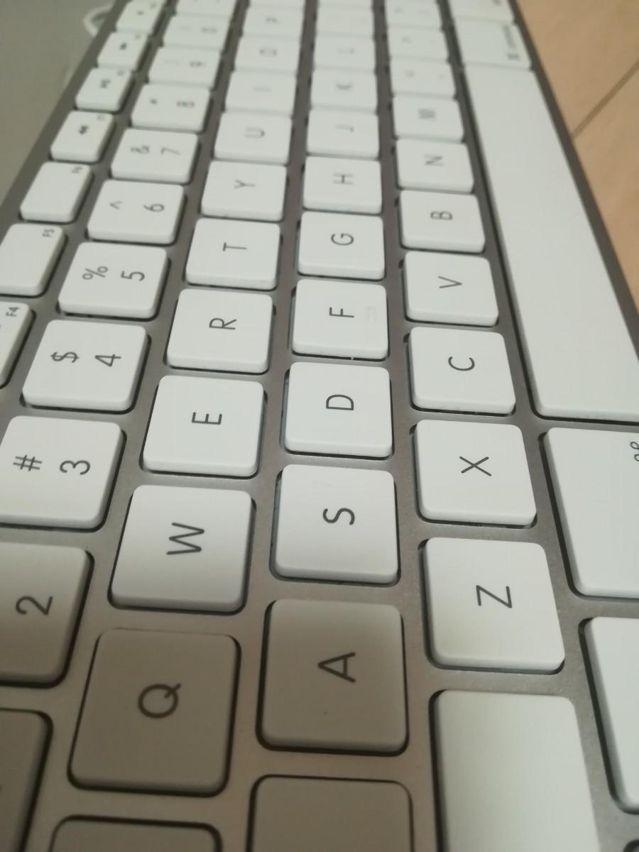 Apple 純正キーボード USキー
