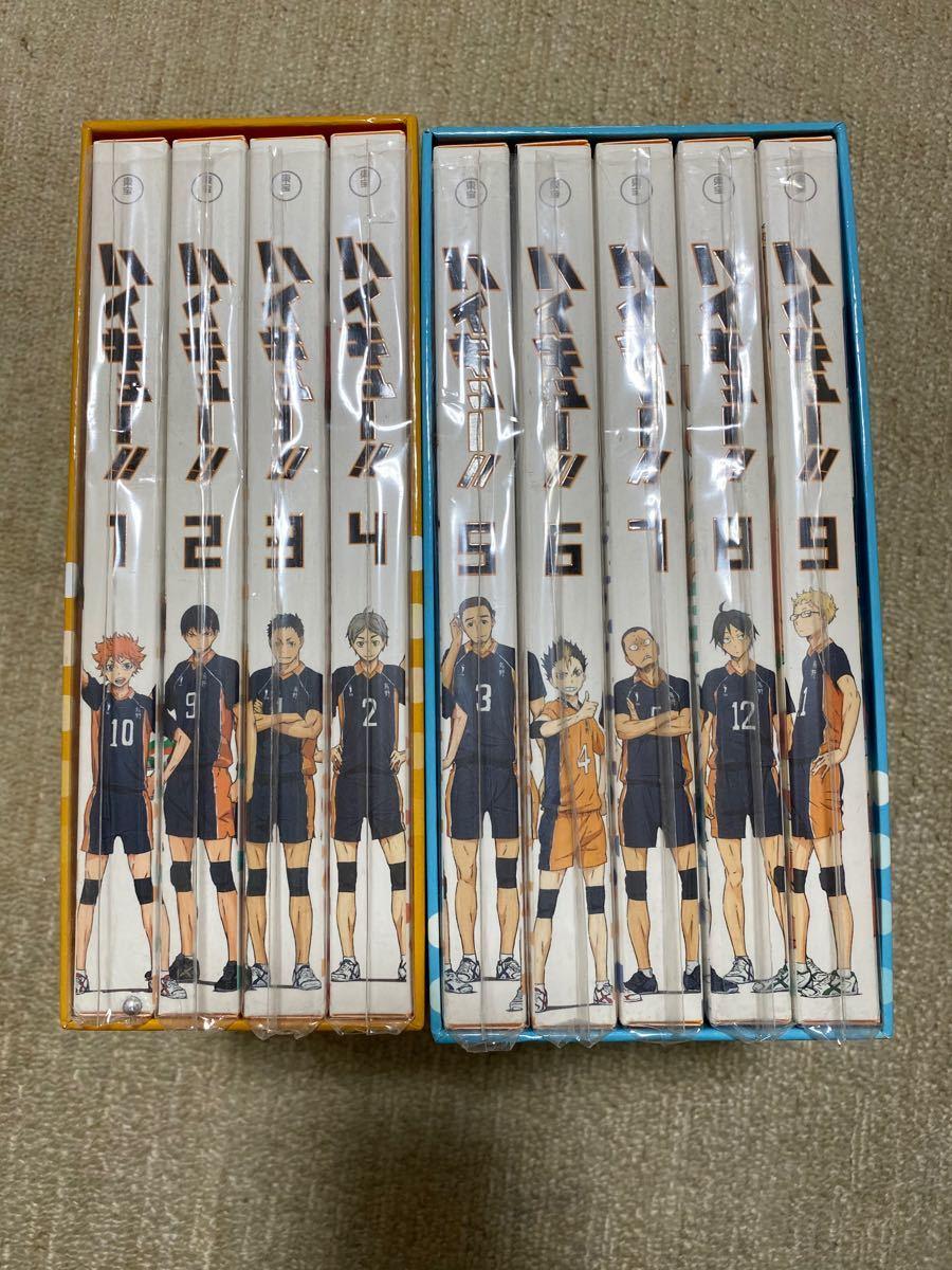 ハイキュー!!第1シーズン初回限定盤DVD
