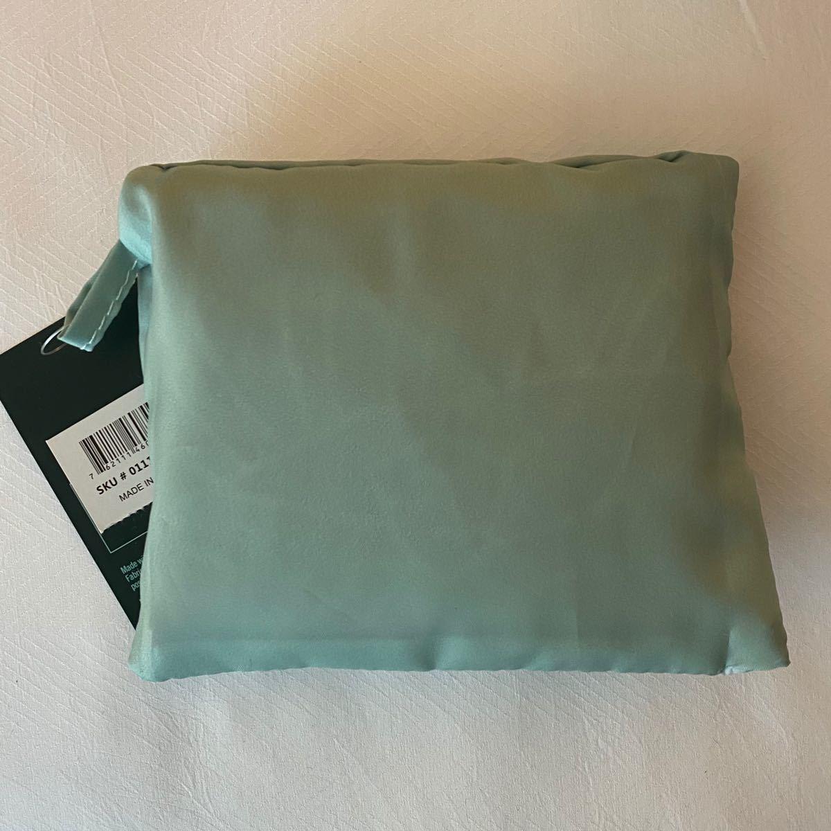 スターバックス アースデイ エコバッグ 海外限定 トートバッグ 日本未発売 レア  スタバ 折りたたみ バッグ  グリーン 北米