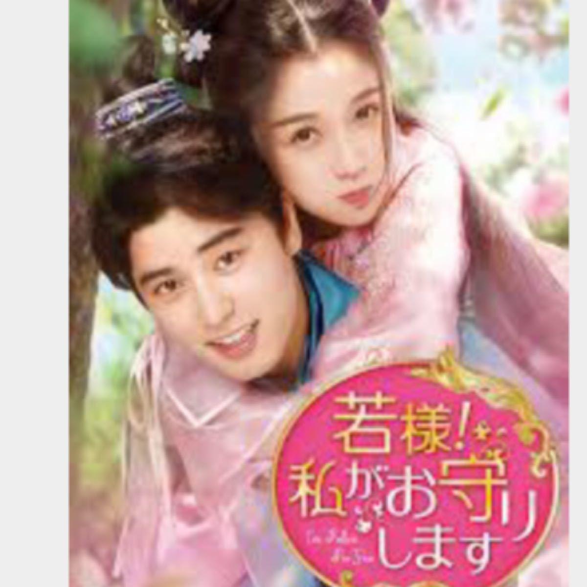 中国ドラマ 若様!私がお守りします。