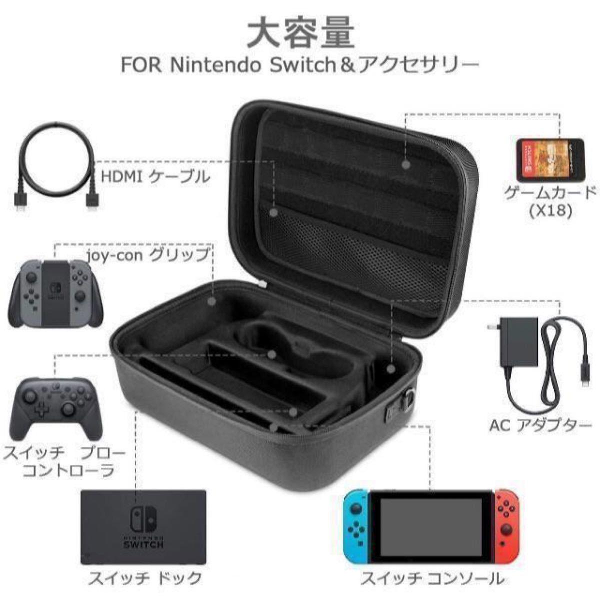 Nintendo Switch 任天堂Switch ニンテンドーケース