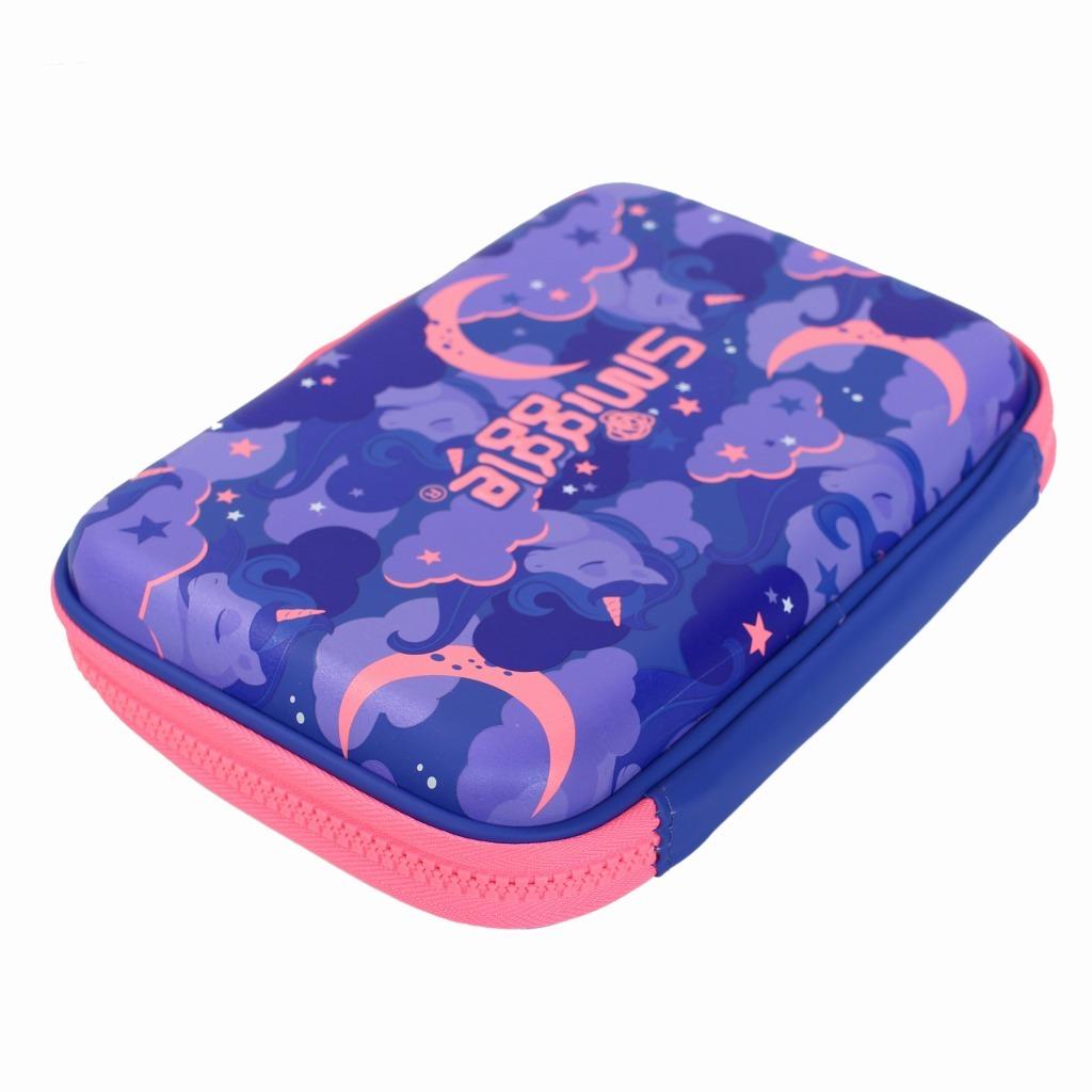 筆箱 ペンケース ハードジップ 新品未使用 smiggle スミグル ユニコーン / 色パープル Seek Hardtop Pencil Case(Purple)_画像5