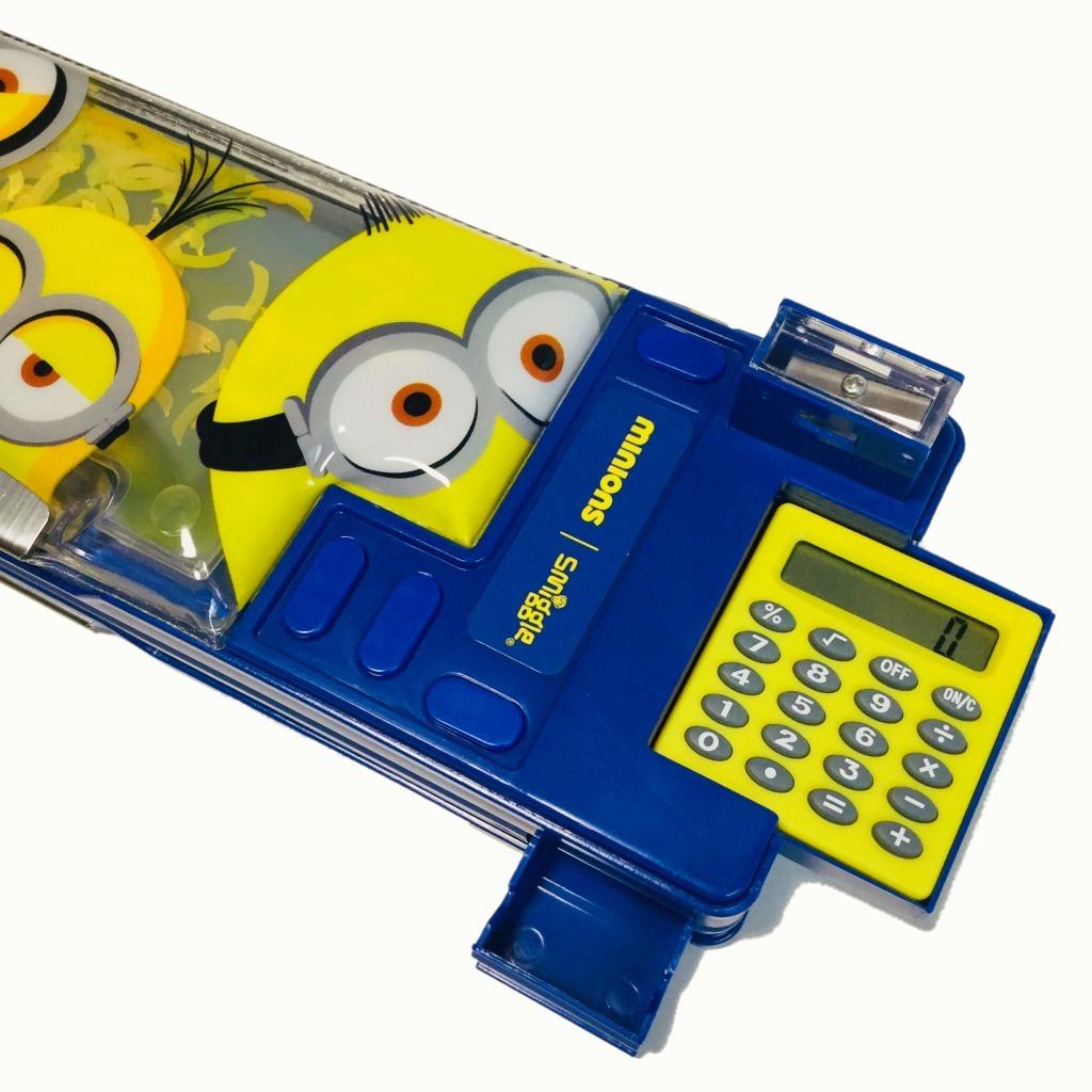 飛び出すギミック筆箱 ミニオンズ 新品未使用 smiggle スミグル ピクサー Minions Pop Out Pencil Case ミニオンズグッズ 送料無料_画像4