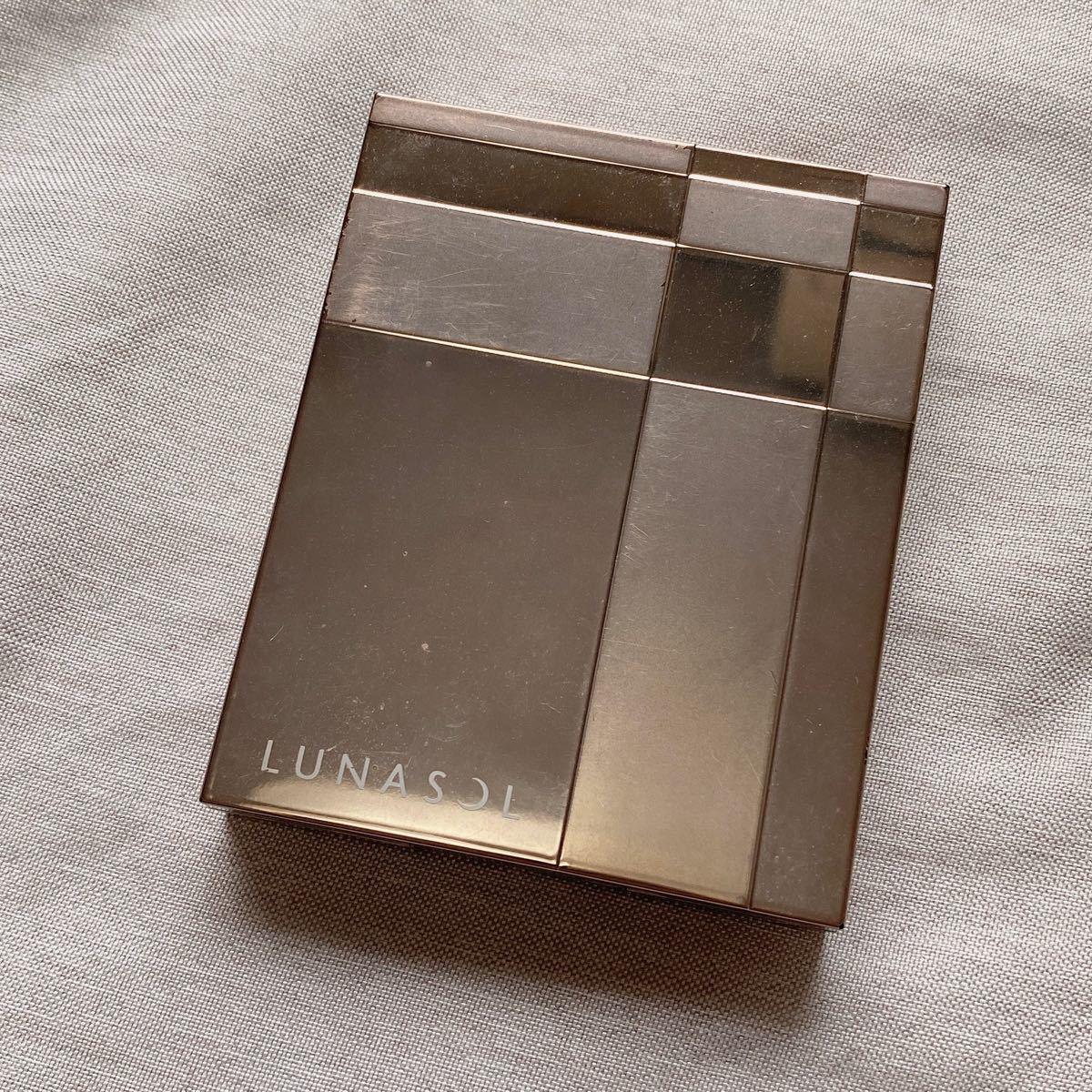 【値下げ】ルナソルスキンモデリングアイズ01