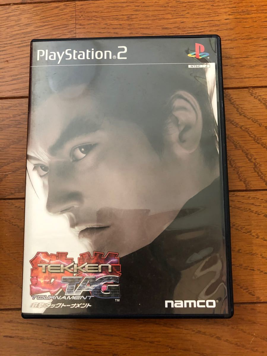 PS2 PS2ソフト 鉄拳