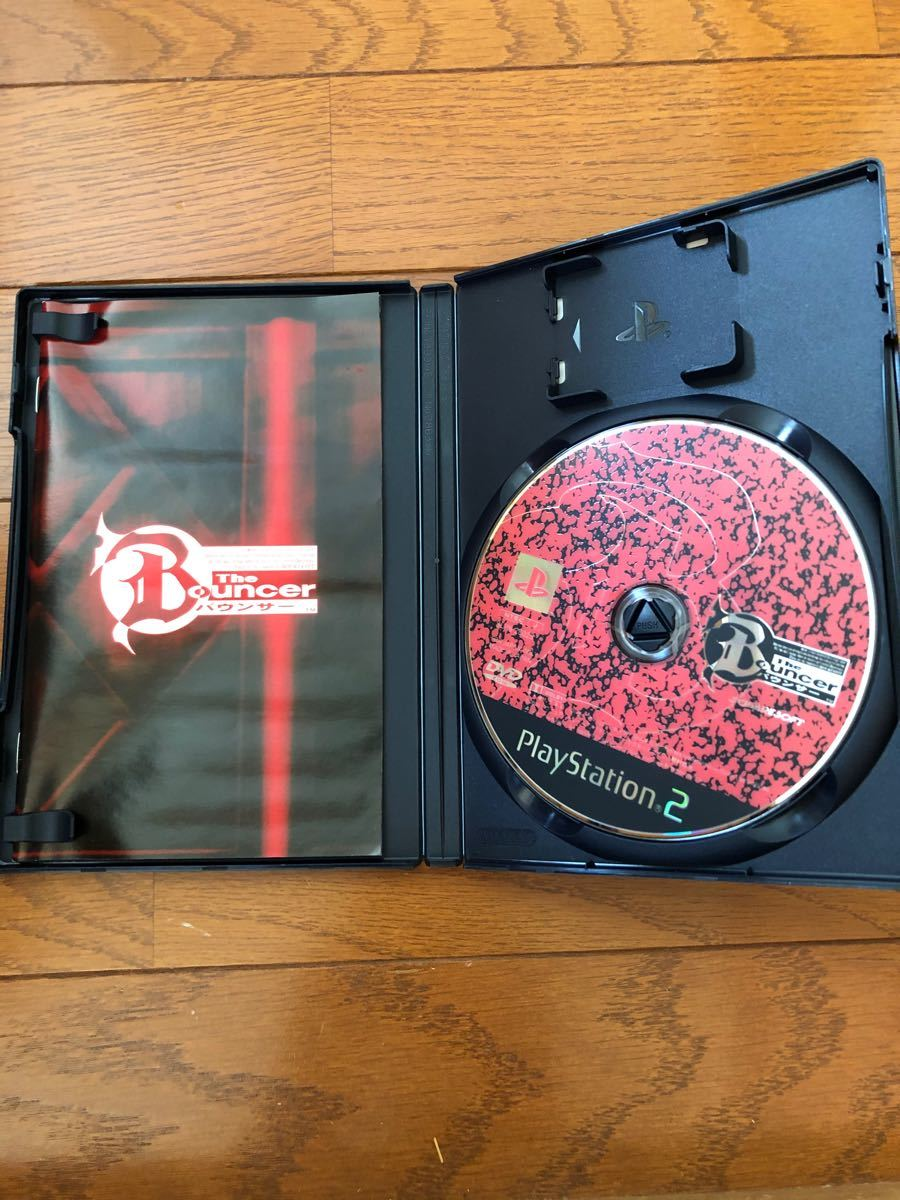 PS2 ソフト バウンサー