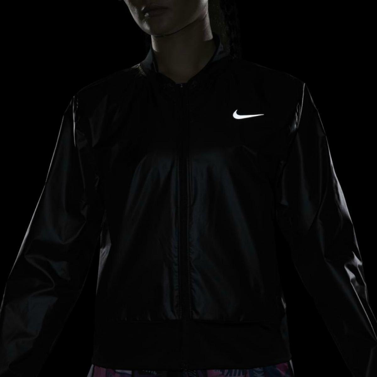 Nike ナイキ JDI ランニング ジャケット ブラック M ジム ランニング