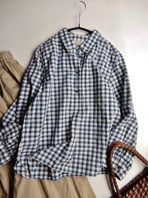 マーガレットハウエル MARGARET HOWELL コットン100%大人可愛い使えるボタンダウンシャツ♪_画像2