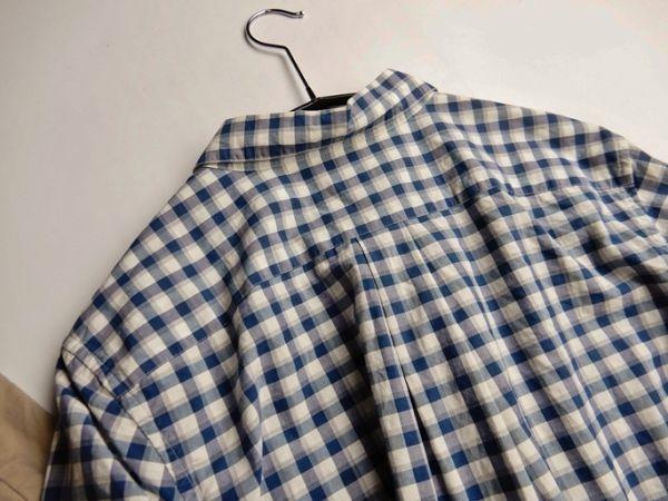 マーガレットハウエル MARGARET HOWELL コットン100%大人可愛い使えるボタンダウンシャツ♪_画像6