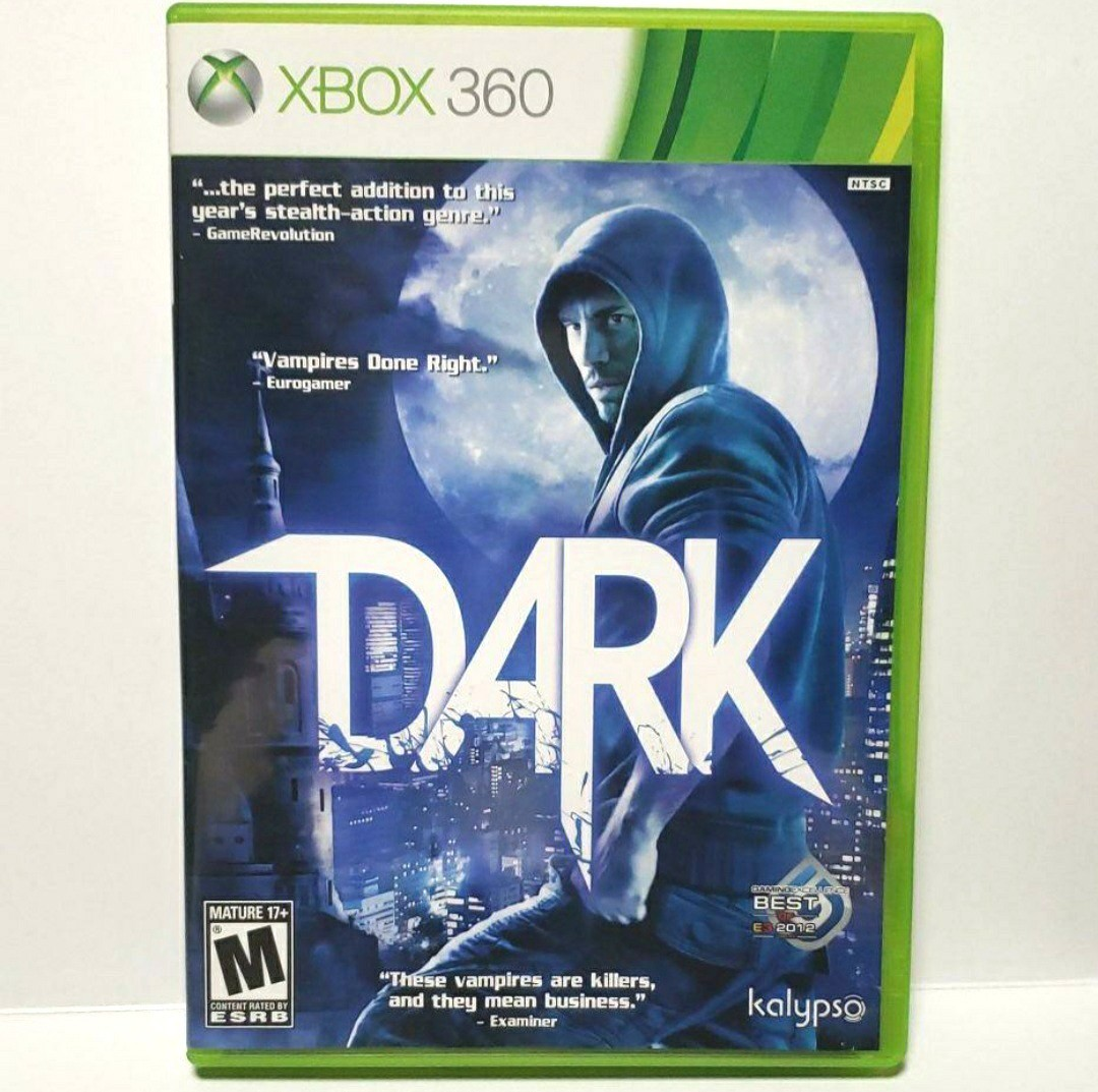 XBOX360 DARK 北米版