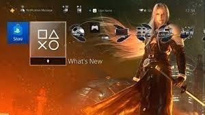 PS4 ファイナルファンタジー7 FF7 amazon限定 セフィロス テーマ付