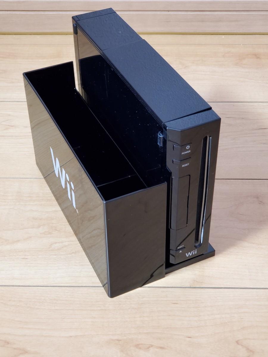 任天堂 Nintendo Wii本体+スタンドセット ニンテンドー