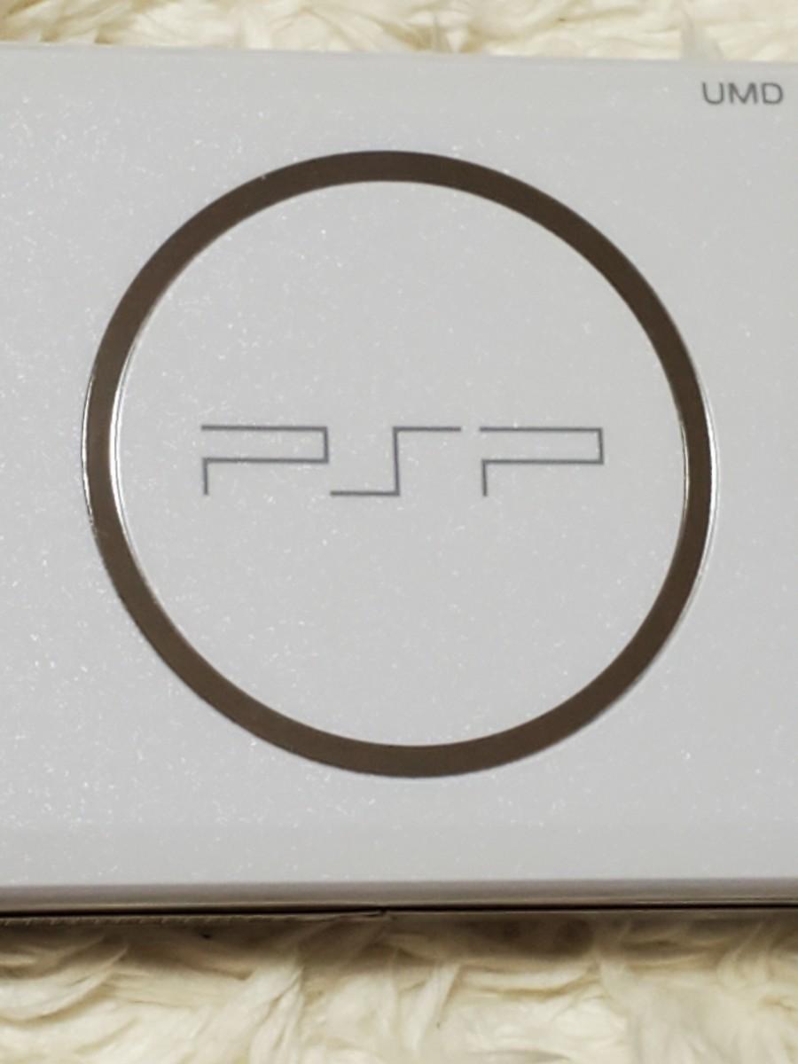 PSP-3000 パール・ホワイト SONY PlayStation Portable