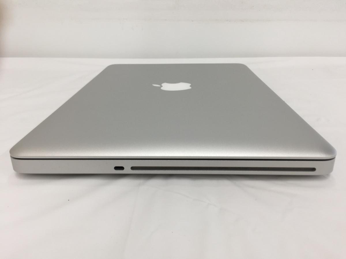 送料無料 Apple MacBook Pro/13-inch Mid 2012/A1278/Core i5 CPU 3210M 2.5GHz HDD500GB 4GB 13.3インチ macOS Catalina 中古アップル_画像4