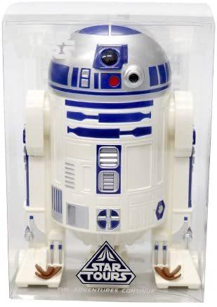 スターウォーズ R2-D2  キャンディー フィギュア 容器のみ お菓子缶 TDR 東京ディズニーリゾート _画像1