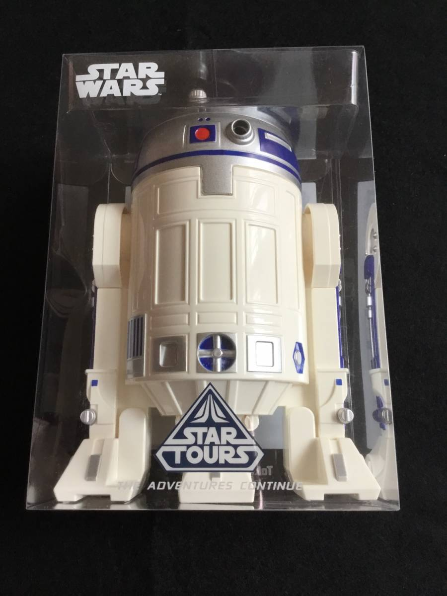 スターウォーズ R2-D2  キャンディー フィギュア 容器のみ お菓子缶 TDR 東京ディズニーリゾート _画像2