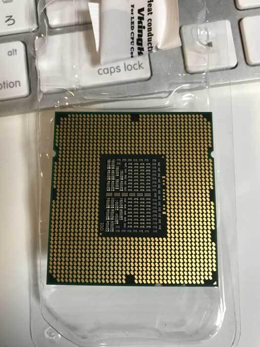 W3530 2.8GHz クアッドコア Intel Xeon  MacPro 2010から_画像3
