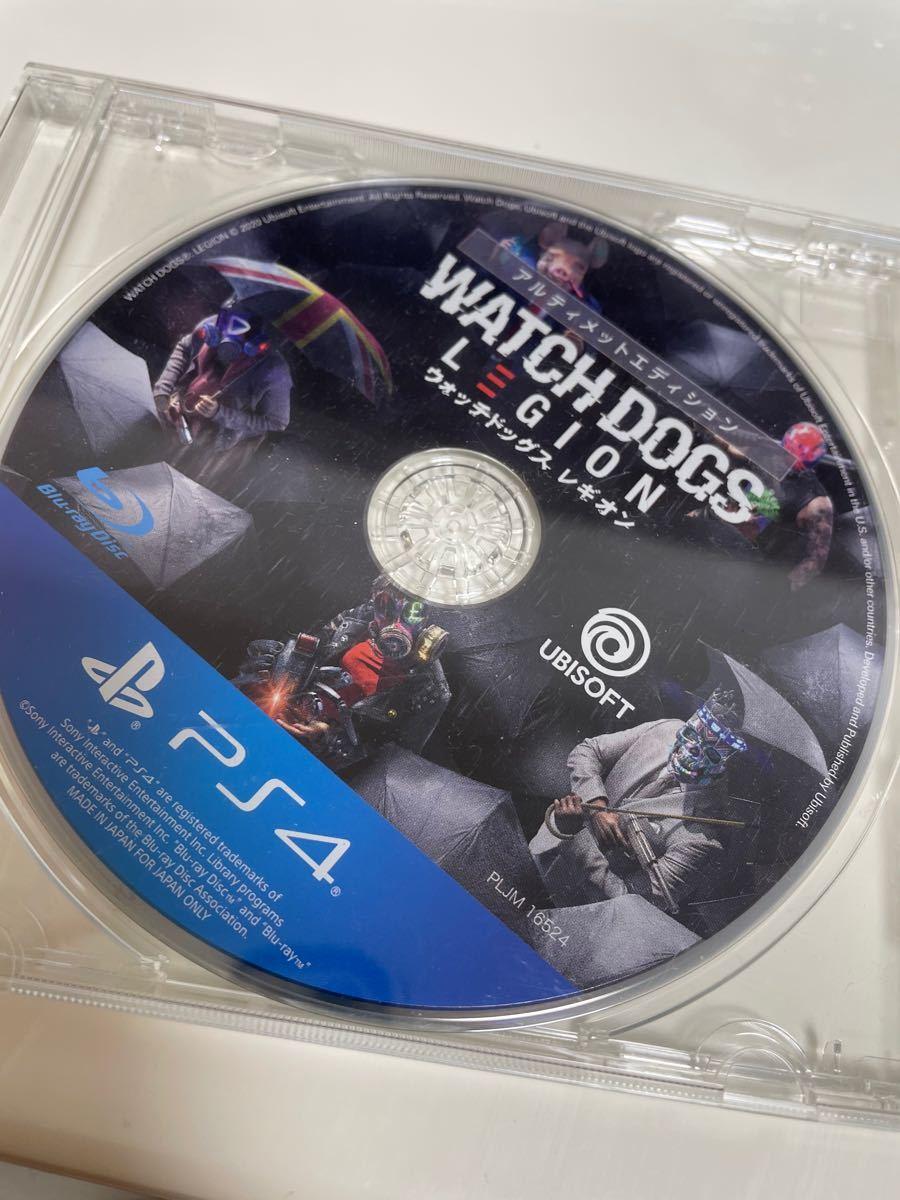ウォッチドックスレギオン PS4  PS4ソフト