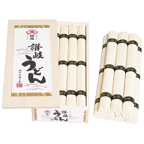 シマイチ 讃岐うどん 麺徹 麺徹-25R 4271-032(l-4974204295530)_画像1